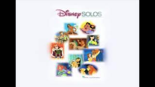 Cover images Under the sea - Disney Solos | Alto Sax - Tommaso Vivaldi