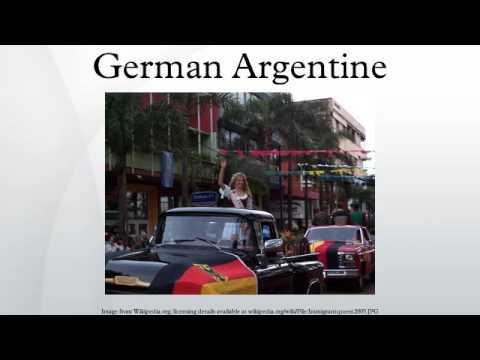 German Argentine
