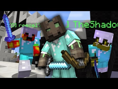 LA BATALLA de los FULL DIAMANTES en TEA PARTY! (EGGWARS MINECRAFT)