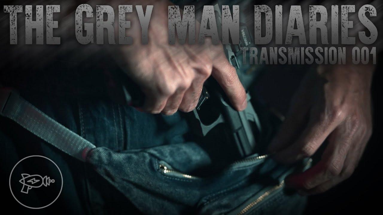 THE GREY MAN DIARIES 001: CALLSIGN DENIM SNAKE