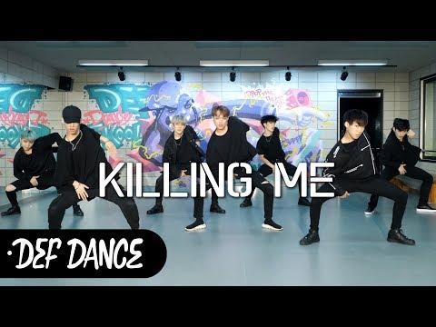 IKON (아이콘) - KILLING ME (죽겠다) 댄스학원 No.1 KPOP DANCE COVER / 데프수강생 월말평가 방송댄스 가수오디션 실용음악 Defdance