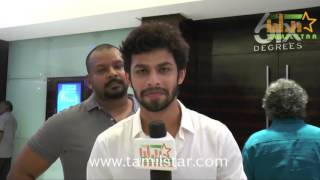 Varun At Oru Naal Iravil Special Screening