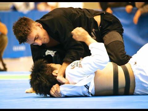 Gui Mendes vs Lee Hee Tae | 2014 Rickson Cup | Art of Jiu Jitsu Academy