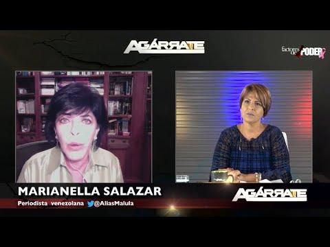 """""""LEOPOLDO LÓPEZ DEBE RETIRARSE DE VOLUNTAD POPULAR"""": MARIANELLA SALAZAR"""
