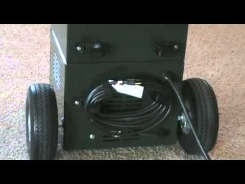 JanSan Manufacturing SpinDuct Professional Air Duct Cleaning System - 20-30002