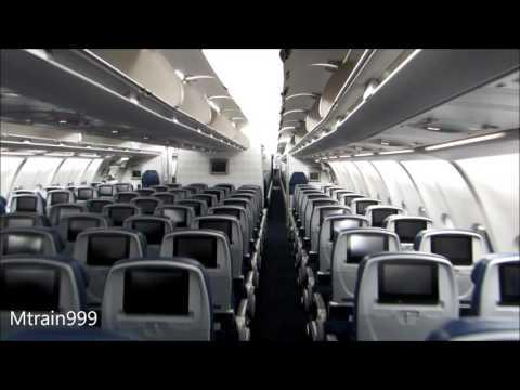 Delta A330-300 cabin tour (comfort+)