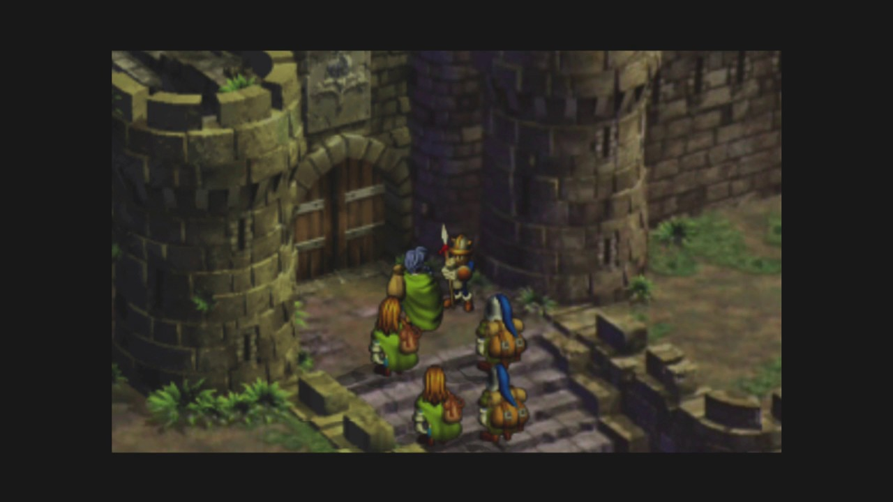 audap's Ogre Battle 64 Wii U