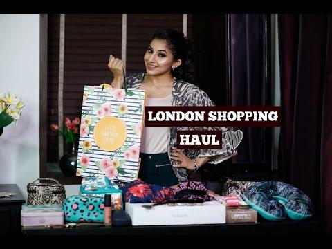 London Shopping Haul   Akriti Sachdev