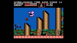 Castlevania NES Stages 10-12