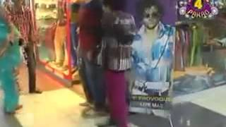 Funny Dummy Prank Shopping Mall