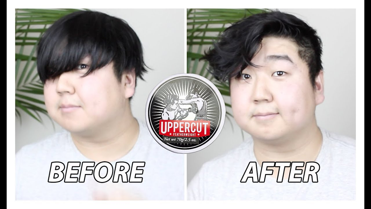 men's messy hairstyle | easy & effortless | uppercut deluxe