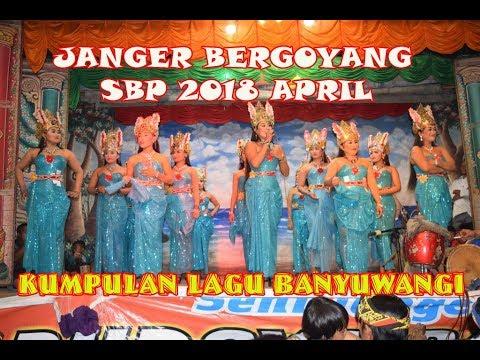 Janger Berdendang SBP April 2018 Live Cluring Tampo - Full Kumpulan Lagu Banyuwangi Koplo