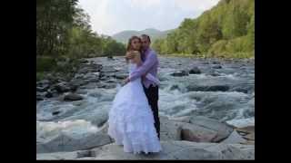 свадьба Натальи и Германа Ревы,город Дальнегорск.27.06.2014