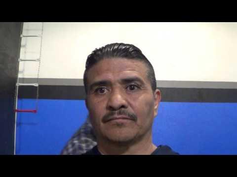 Michael Carbajal explains how we would defeat Roman Gonzalez