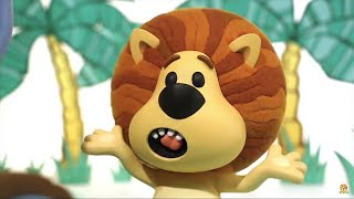 Raa Raa The Noisy Lion | The Noisiest House in the Jungle | Full Episodes | Kids Cartoons