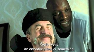 The Intouchables - Full shaving scene (english subtitles)