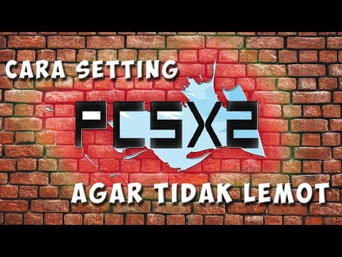 cara setting pcsx2 1.4.0 agar tidak lemot 2019 - 동영상