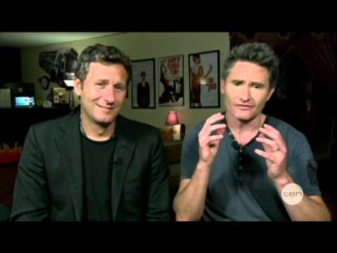 Adam Hills & Dave Hughes on The Project - Just For Laughs