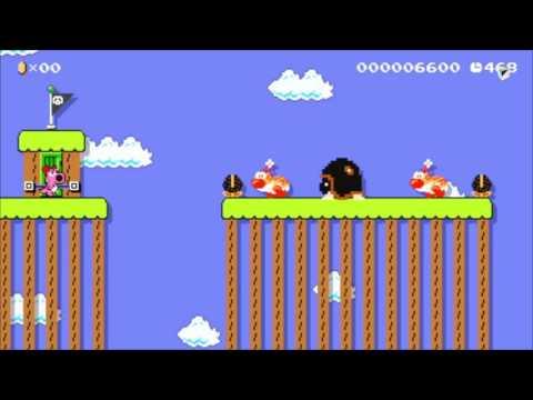 Super Mario Maker - Sauropoda