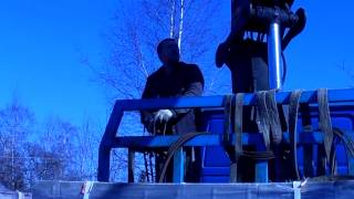 Аренда манипулятора.(доставка тротуарной плитки производителя http://92-027-89.ru/ http://infora-st.ru/, 2014-05-06T05:20:05.000Z)