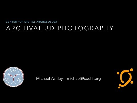 Archival 3D Photography