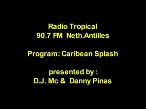 90.7FM Neth.antilles Radio  P2