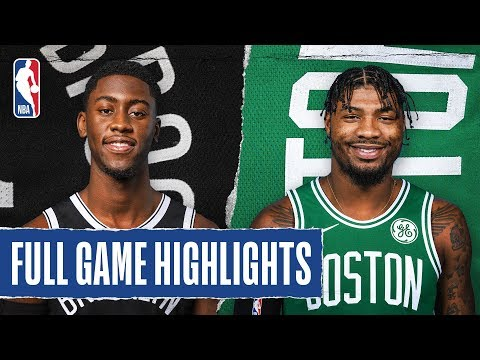 NETS At CELTICS | FULL GAME HIGHLIGHTS | March 3, 2020