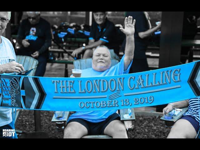 Roaring Riot London Mixer