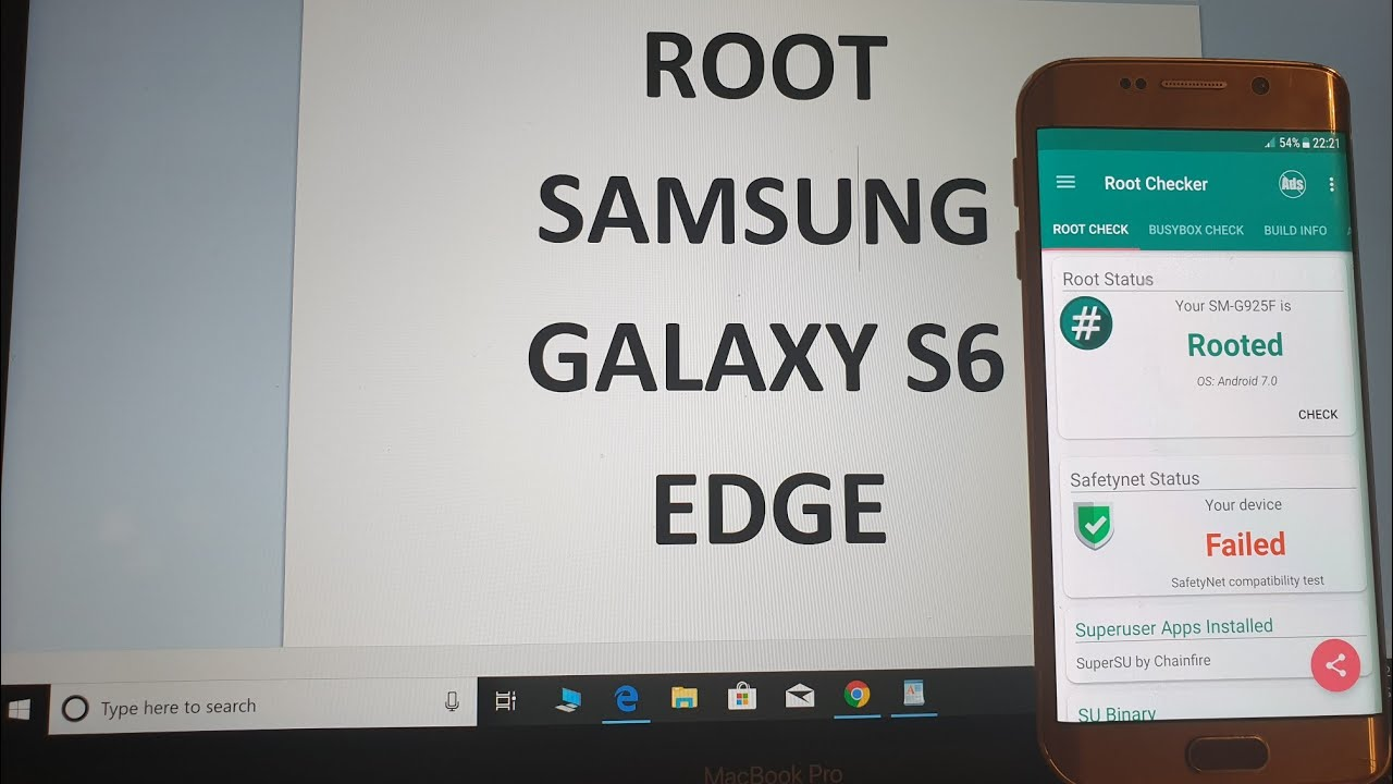 😍 Root s6 edge plus g928g android 7 | How to root Samsung