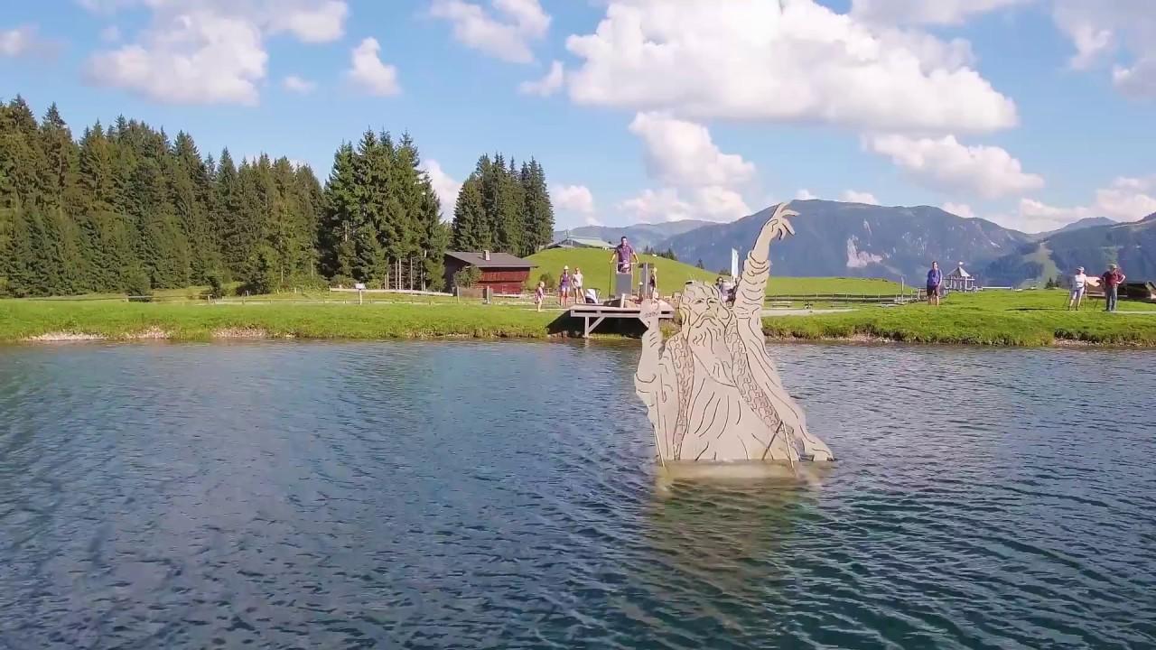 Herzlich Willkommen in Österreichs grösstem Bergerlebnis!