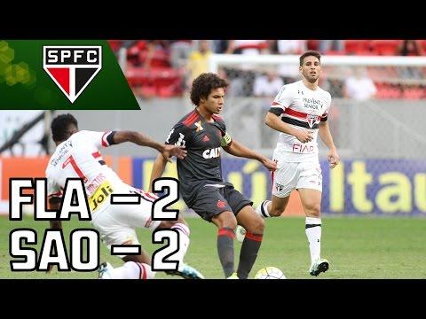 Brasileirão 9ª Rodada: Flamengo 2 X 2 São Paulo - Mesa Redonda (19/06/16)