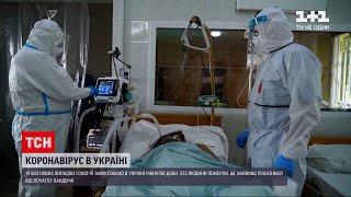 Коронавірус в Україні добова смертність б є рекорди третій день поспіль
