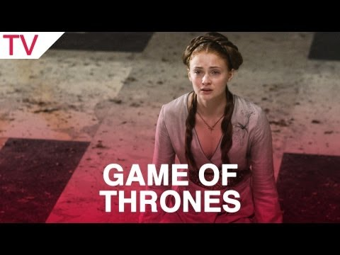 'Game of Thrones' Sansa and Ygritte chat to Digital Spy