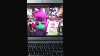 Barney Abcs And 123s Vhs