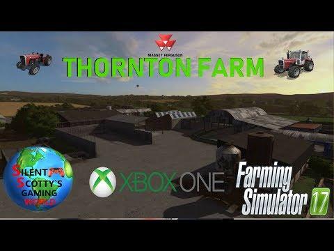 XBOX ONE-Back On Thornton Farm With The Old Massey Ferguson`s | Farming Sim 17