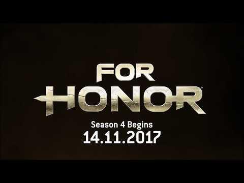For Honor CGI Season 4 Order & Havoc Trailer Teaser ~4K~