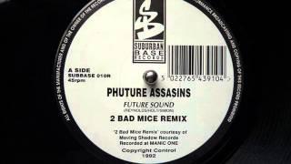 Phuture Assasins - Future Sound (2 Bad Mice Remix)