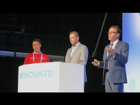 Finovate Europe 2015: Bendigo and Adelaide Bank presents redy