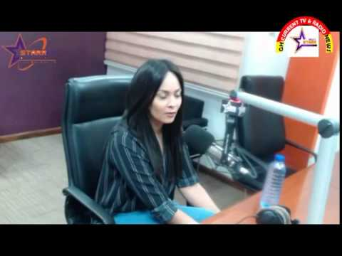 Sulley Muntari and Wife Interviewed on Starr FM (FULL VIDEO)