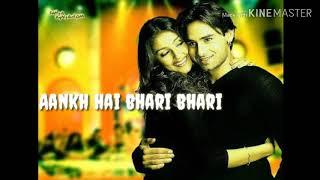 Aankh Hai Bhari Bhari (Duet) Mp3 Song | Best Bollywood Sad Songs | Tum Se Achcha Kaun Hai
