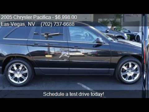 2005 chrysler pacifica touring 4dr wagon for sale in las veg youtube. Black Bedroom Furniture Sets. Home Design Ideas