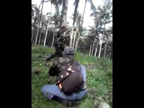 Pangatlong video na kuha ng Abu sa basilan