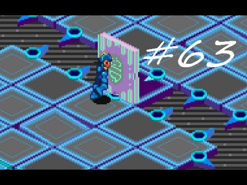 Let's Play Mega Man Battle Network 3 Blue #63 - Hunting Omega Viruses