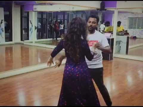 Soumya Latin Dance Salsa Bachata moves