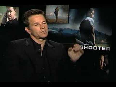 Mark Wahlberg interview for Shooter