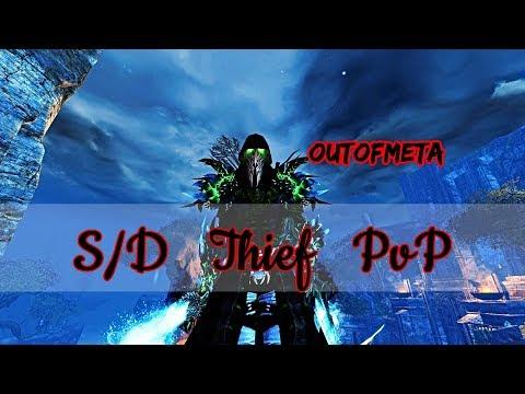 Guild Wars 2 - S/D Thief PvP thumbnail