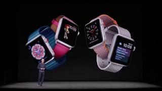 Презентация Apple iPhone X, iPhone 8, Watch Series 3 УДИВИТЕЛЬНО