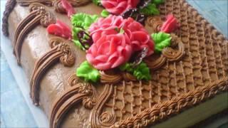 видео Фото-торты на день рождения