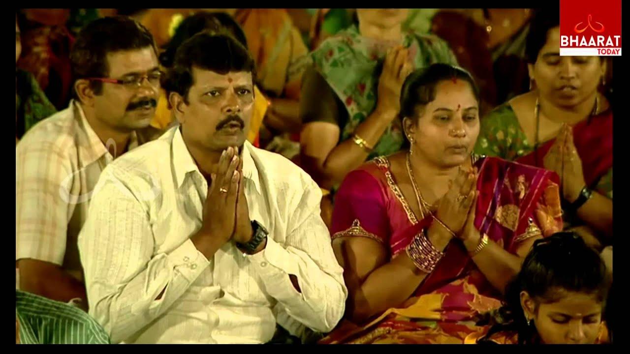 Sankalpam in Telugu I Paripoornananda Swami I Bhaarat Today