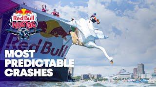 Wacky Man-Made Flying Machines Take Flight in Boston | Red Bull Flugtag 2016